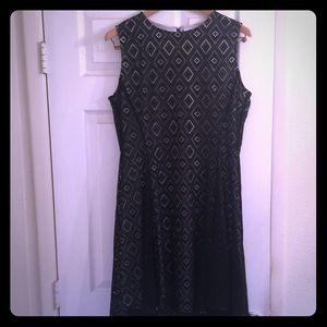 NY&Co Illusion Fit & Flare Dress